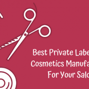 Private Label Hair Cosmetics For Salon