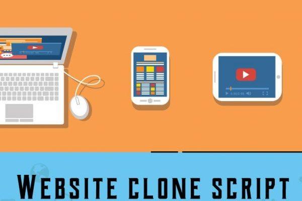 Website Clone Scripts