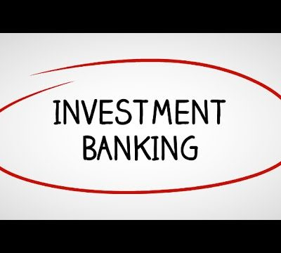 career in investment banking