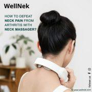 portable neck massager