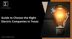 electric companies in Texas